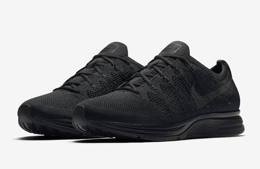 Nike Flyknit Trainer Black/ Anthracite-Black Precio Barato Clásica Barato Recomiendan 9up8MbGJ