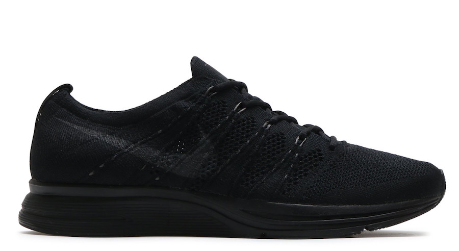 Nike Flyknit Trainer Triple Black AH8396-004