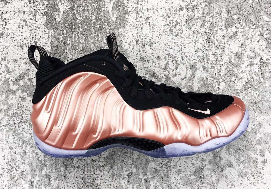 Nike Foamposite One Elemental Rose 314996-602
