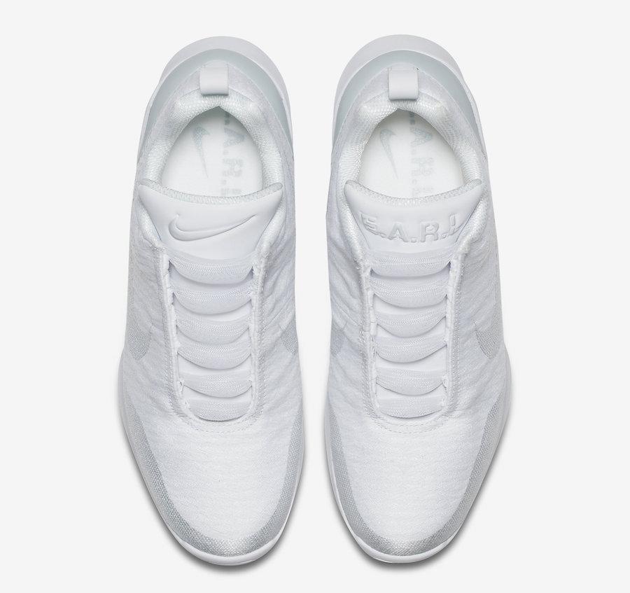 Nike HyperAdapt 1.0 Triple White AH9389-102