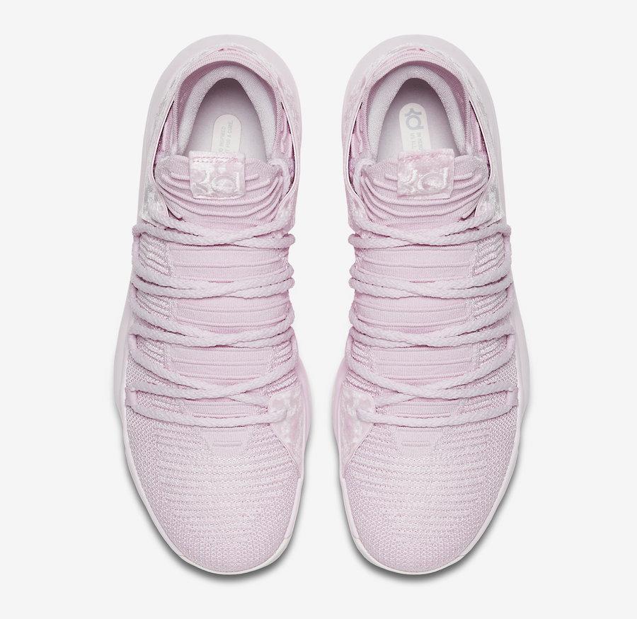 Nike KD 10 Aunt Pearl AQ4110-600
