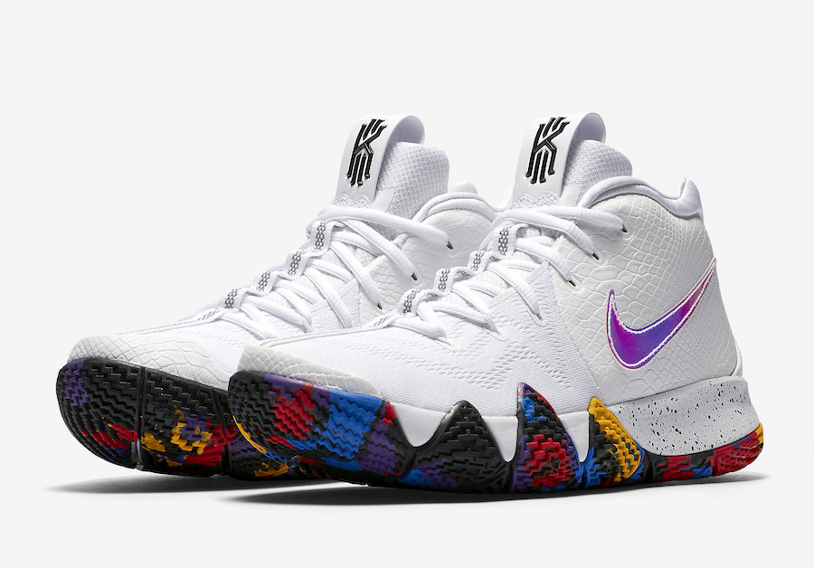 Nike Kyrie 4 NCAA March Madness 943806-104