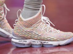 Nike LeBron 15 Fruity Pebbles Multicolor