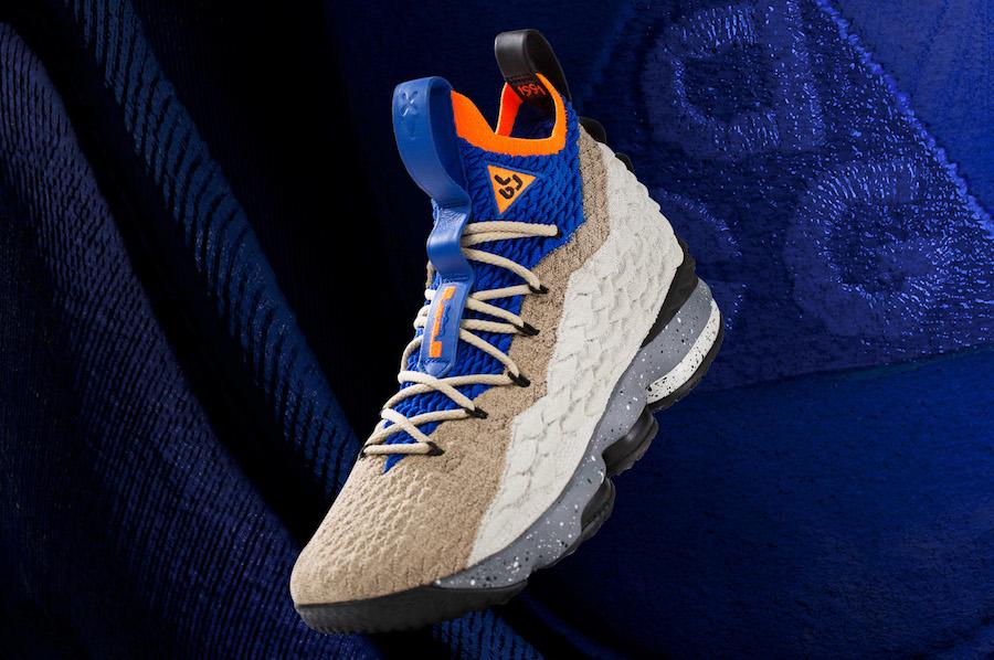Nike LeBron 15 Mowabb AR4831-900