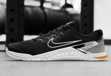 Nike Metcon 4 Black