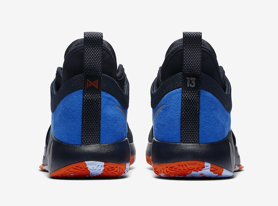Nike PG 2 OKC Home Release Date