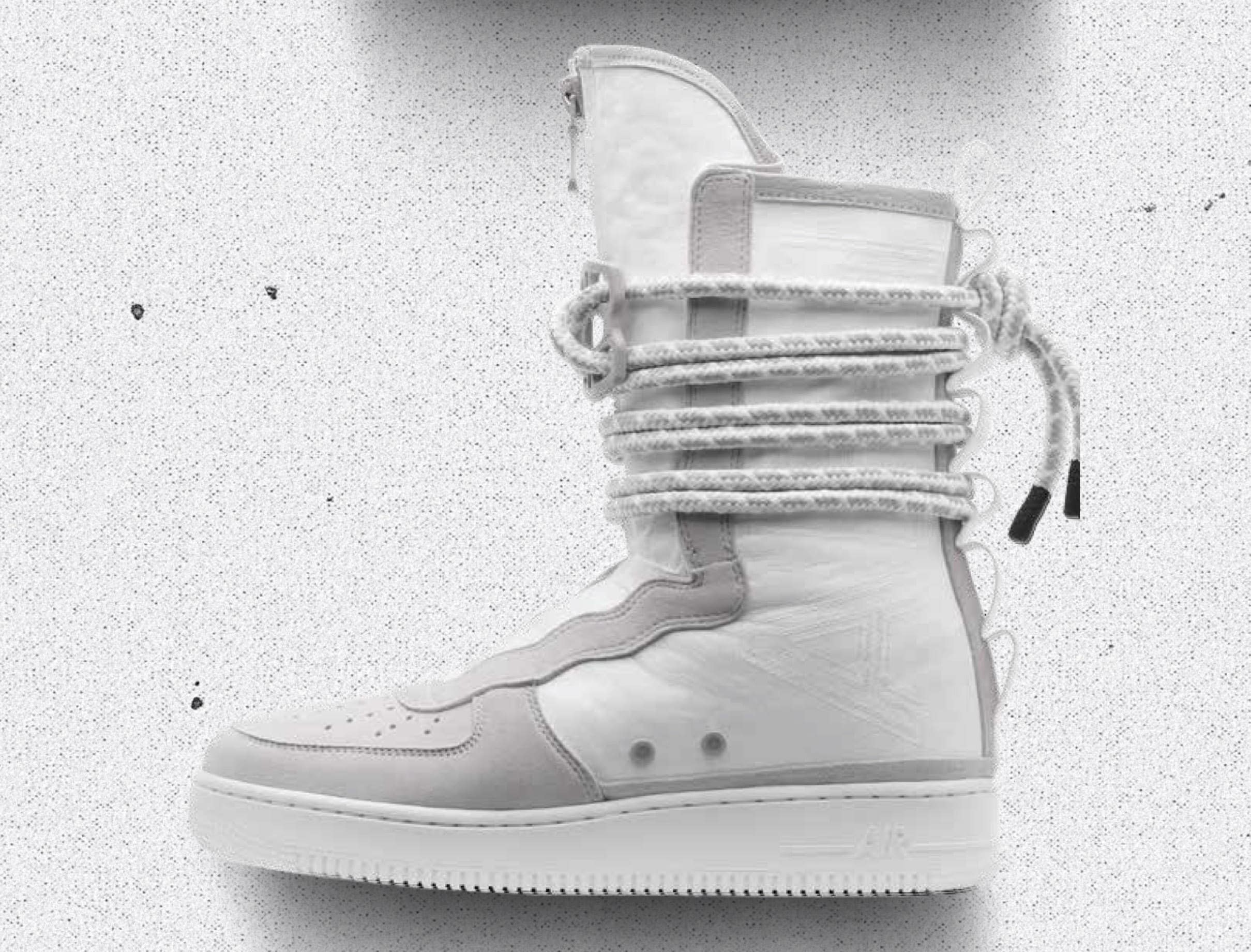 Nike SF-AF1 High 90 10 Pack