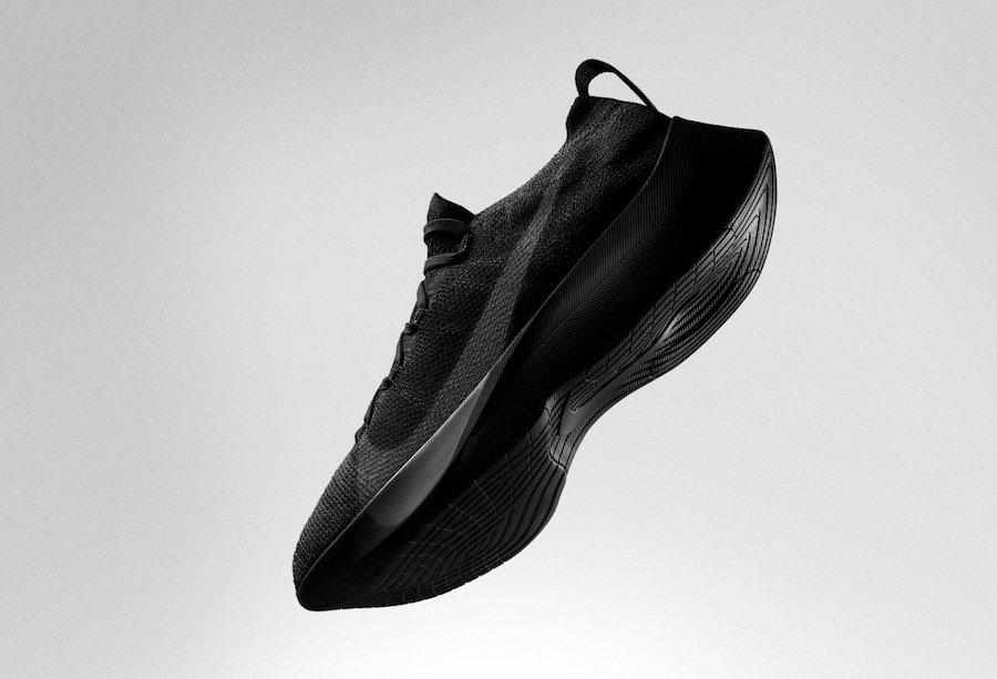 2f410940338 Nike Vapor Street Flyknit Black Anthracite AQ1763-001 Release Info