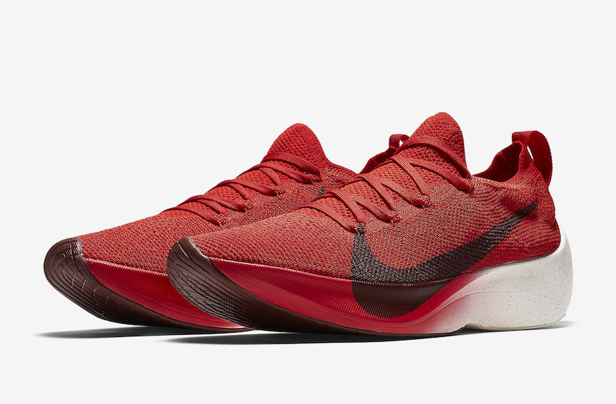 Nike Vapor Street Flyknit University Red AQ1763-600
