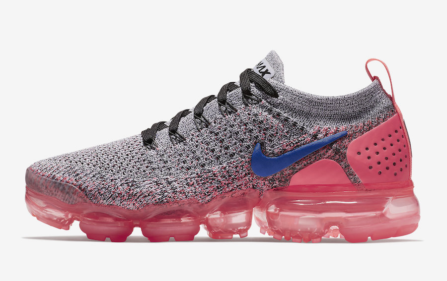 los angeles e61d6 3bddc Nike WMNS Air VaporMax 2.0 Hot Punch 942843-104