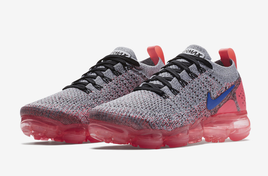 b0746bbce5ab6 Nike WMNS Air VaporMax 2.0 Hot Punch 942843-104