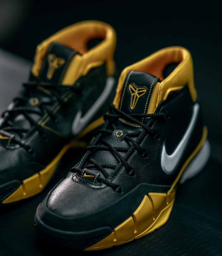 Nike Zoom Kobe 1  Protro Release Date