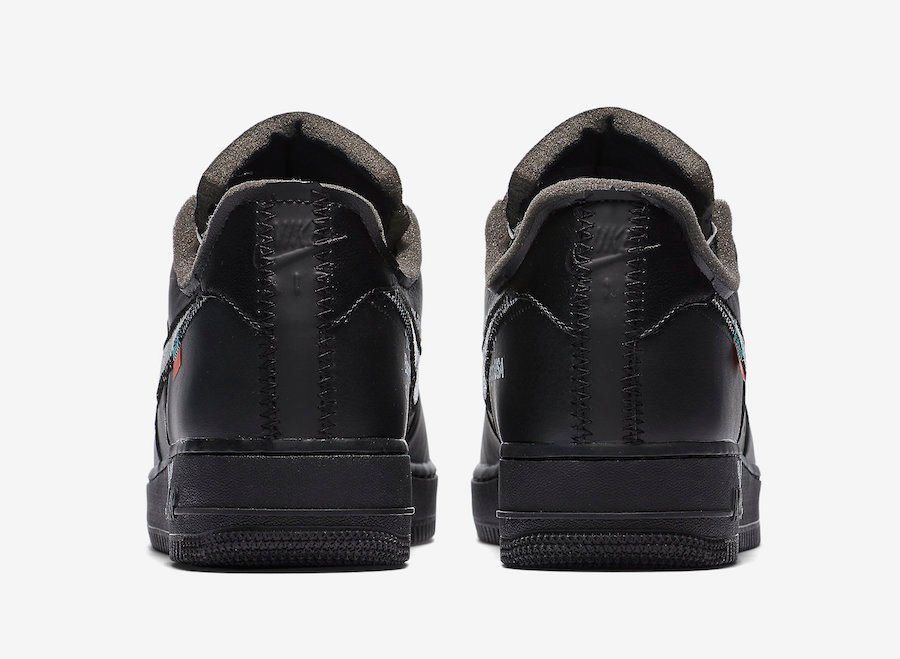 Canberra Lingüística Seminario  Off-White Nike Air Force 1 MoMA Black AV5210-001 Release Date Info |  SneakerFiles