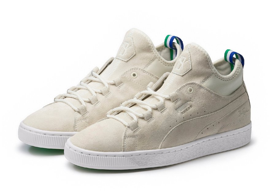 Puma Big Sean Suede 50th