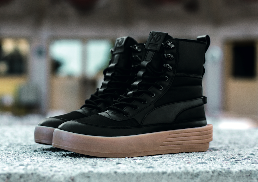Puma XO Parallel 2.0 Black Gum