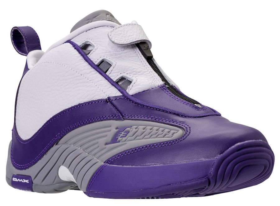 Reebok Answer 4 Kobe PE White Purple BS9847