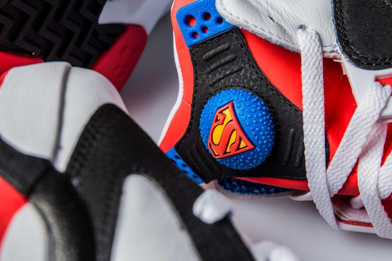 Reebok Shaq Attaq Superman Release Date