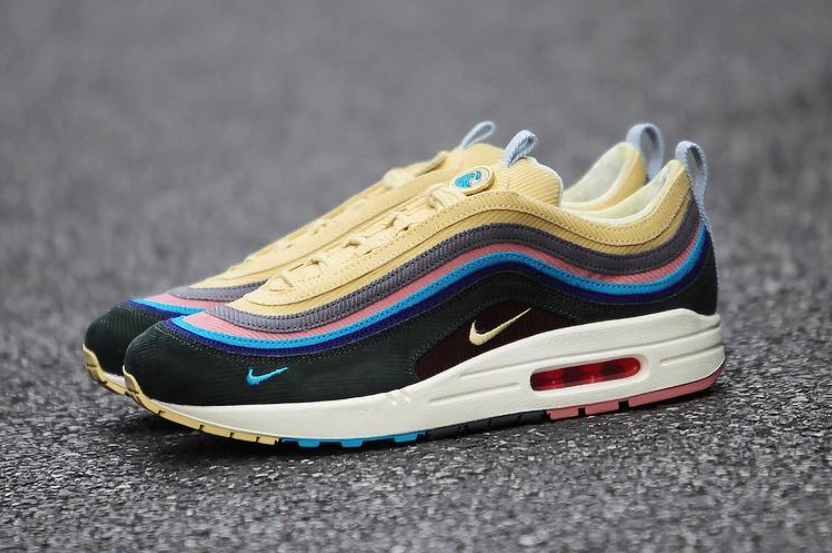 Sean Wotherspoon Nike Air Max 1/97 Side
