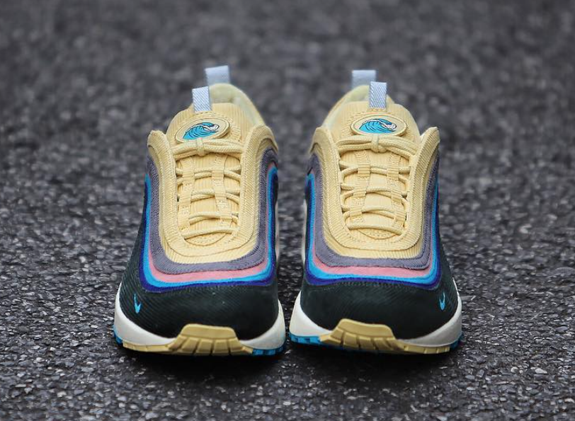 Sean Wotherspoon Nike Air Max 1/97 Tongue