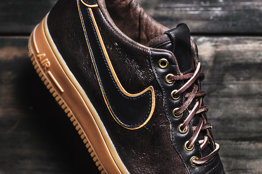 The Shoe Surgeon Jack Daniels Nike Air Force 1