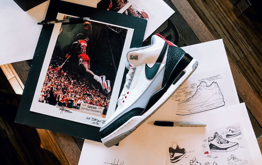 Tinker Hatfield Air Jordan 3 History Question Answers