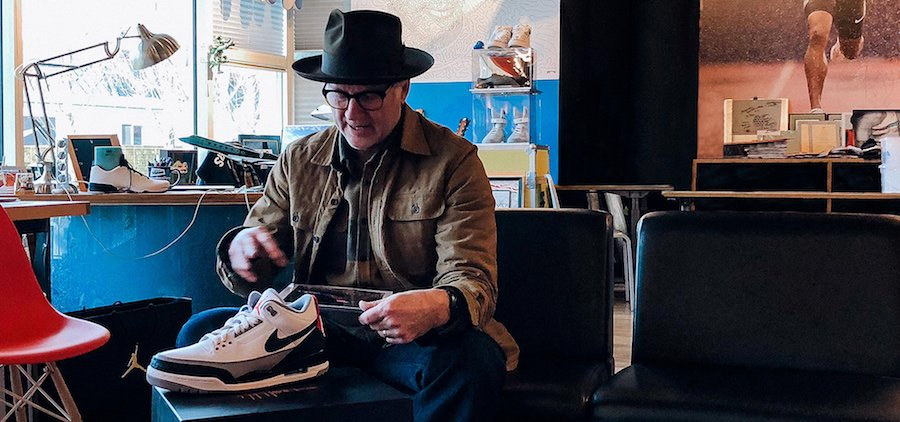 Tinker Hatfield Air Jordan 3