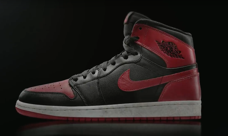 Unbanned The Legend of AJ1 Air Jordan 1