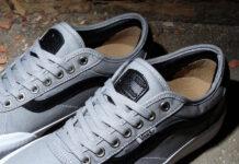 Vans Chima Pro 2 Drizzle Grey Black