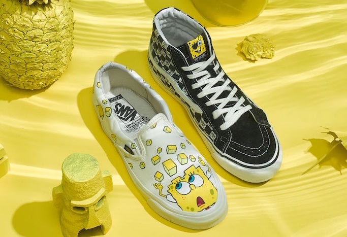 Vault by Vans Spongebob Squarepants Collection