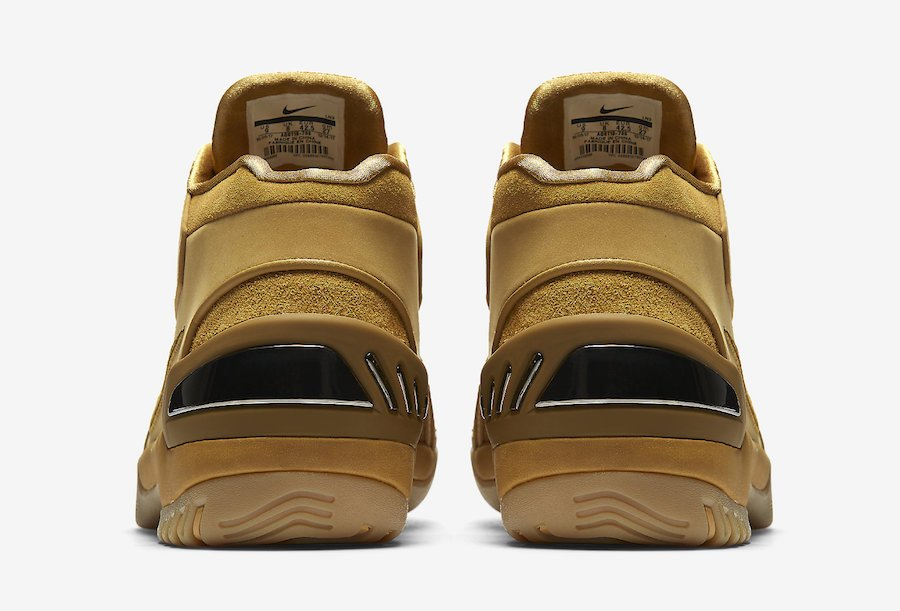 Wheat Nike Air Zoom Generation LeBron AQ0110-700