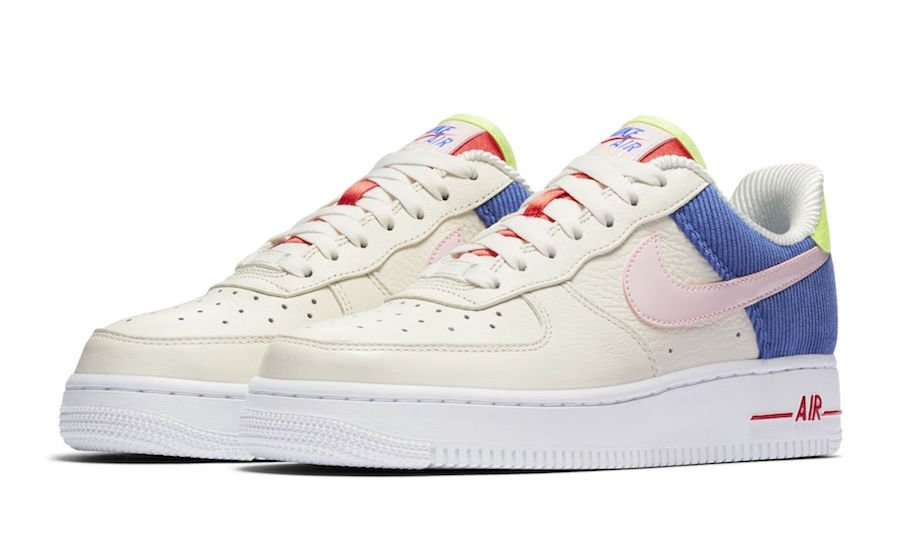 Nike Air Force 1 Low Corduroy Release Date