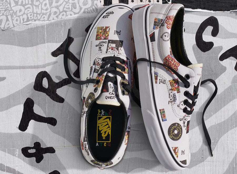 A Tribe Called Quest Vans Collection Release Date