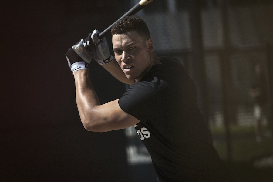 Aaron Judge Joins adidas