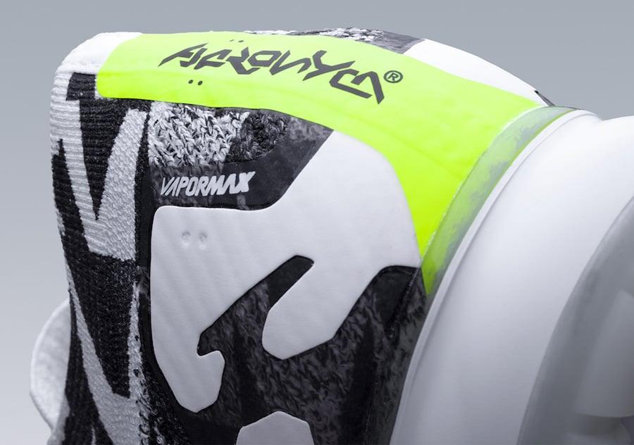 Acronym Nike VaporMax Moc 2 Release Dates