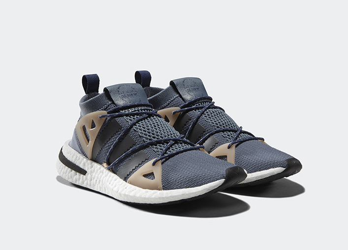 adidas Arkyn Boost Blue Grey
