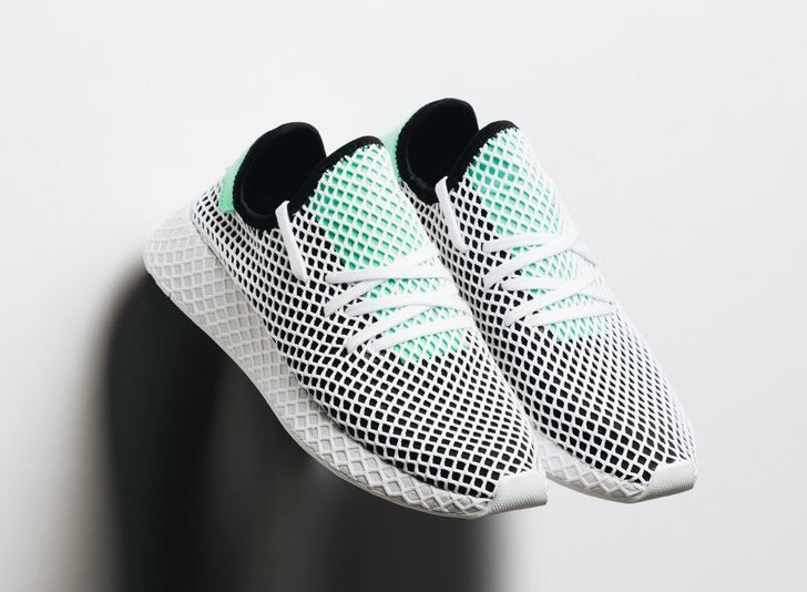 adidas Deerupt Core Black B28076