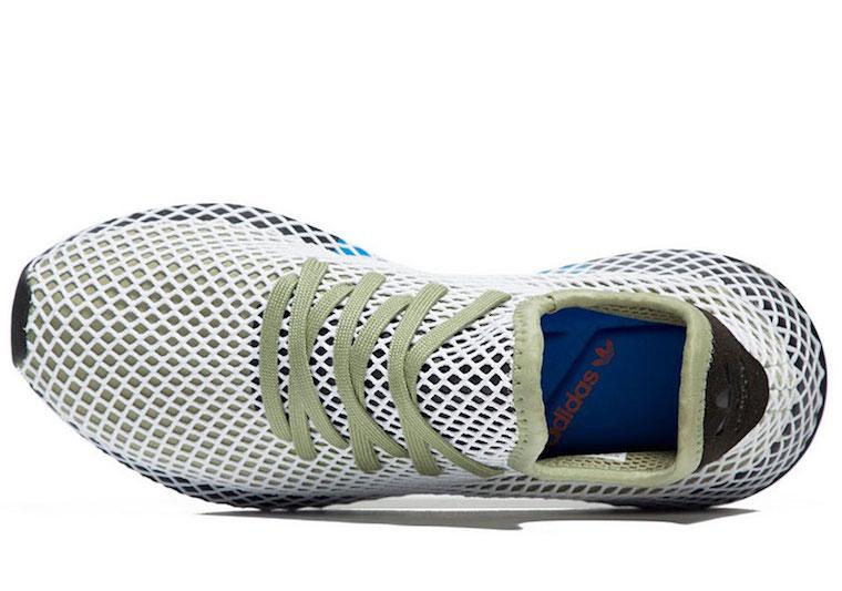 adidas Deerupt JD Sports Olive