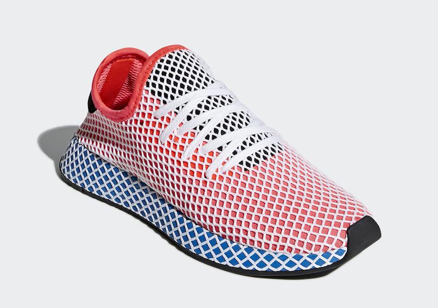 adidas Deerupt March 2018 Releases