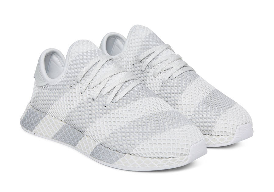 adidas Deerupt White Grey AC7755