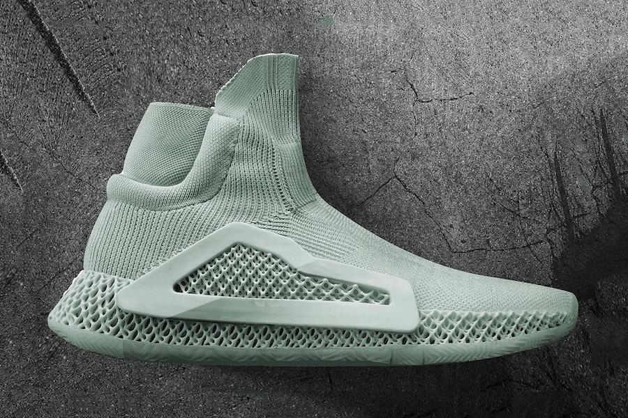 adidas FutureCraft 4D Basketball Sneaker