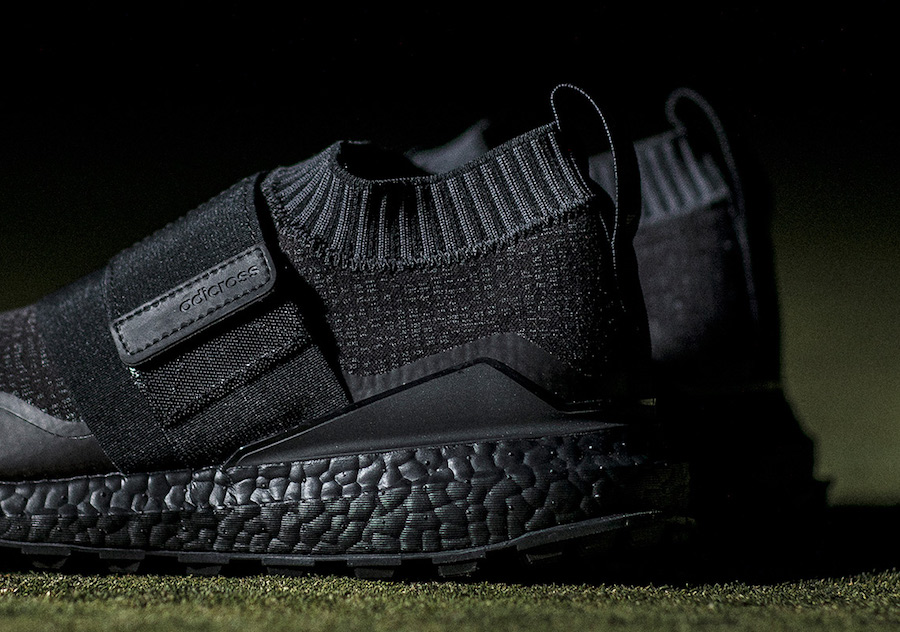 adidas Golf Black Boost Collection