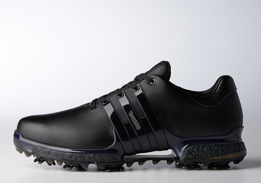 adidas Golf Tour 360 Black Boost