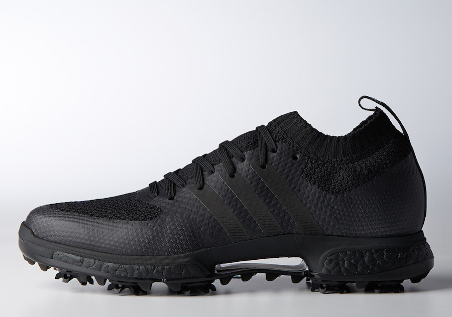 adidas Golf Tour 360 Knit Black Boost