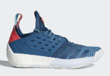 adidas Harden Vol 2. Blue Night AH2216