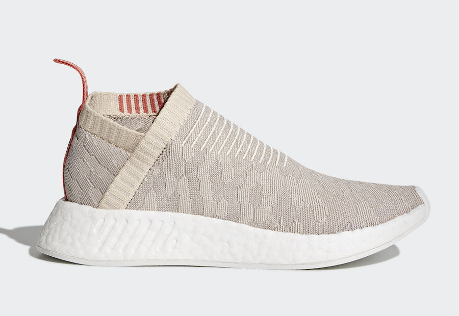 Another adidas NMD CS2 'Linen' is Available Now