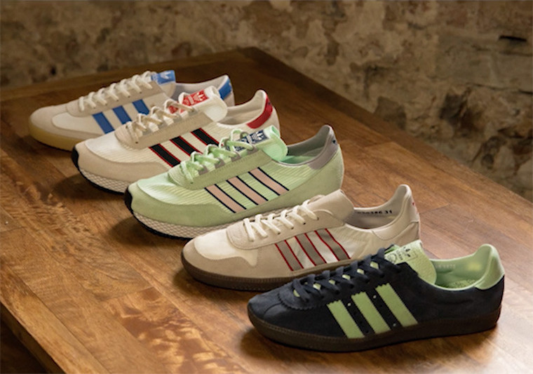 various colors e0042 61c1d adidas Spezial Spring 2018 Collection | SneakerFiles