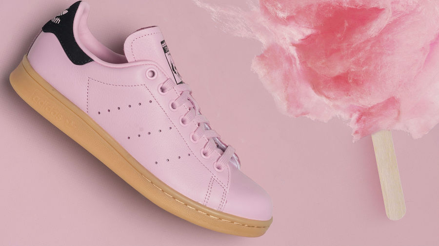 adidas Stan Smith Cotton Candy Pink CQ2812