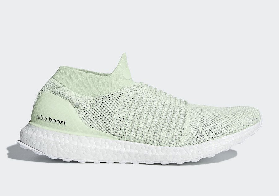 adidas Ultra Boost Laceless March 2018