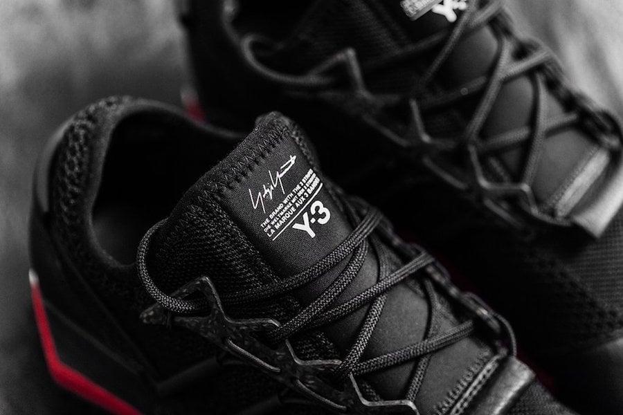 adidas Y-3 Harigane Core Black AC7192