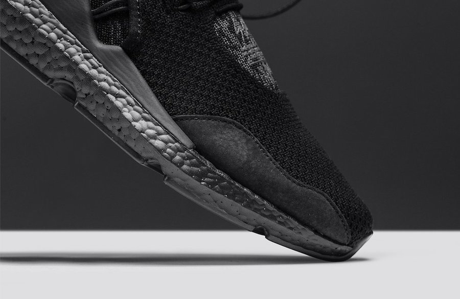 adidas Y-3 Saikou Boost Triple Black AC7197